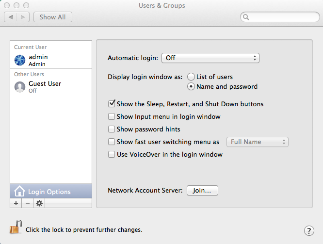 Mac OS X and OpenLDAP